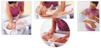 bebeğin yıkanması, bebeğin banyosu