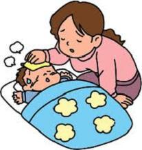 çocuklarda ve bebeklerde yüksek ateş, ateş nasıl düşürülür