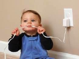 çocuğu elektrik çarpması ceryana kapılma